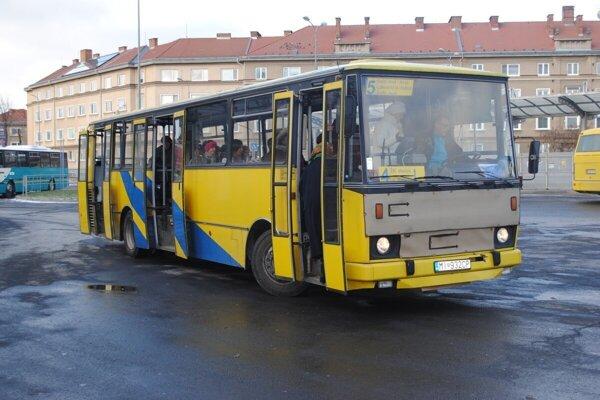 Mesto Humenné mení grafikon verejnej dopravy.