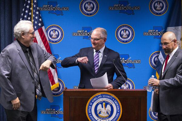 Louisiana k takémuto kroku pristúpila v čase vyostreného súboja o demokratickú nomináciu na kandidáta na prezidenta.