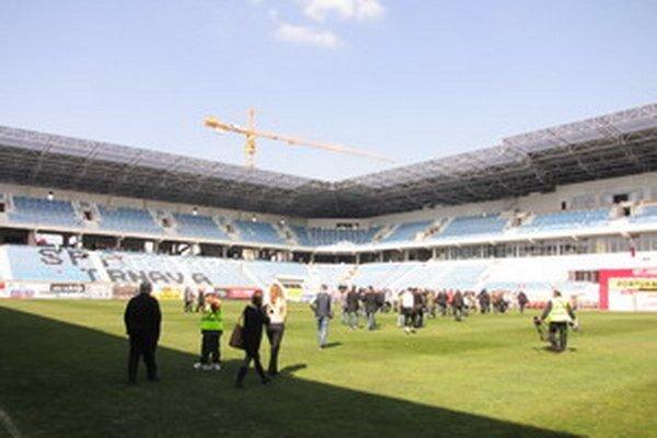 Nová City Arena v Trnave.