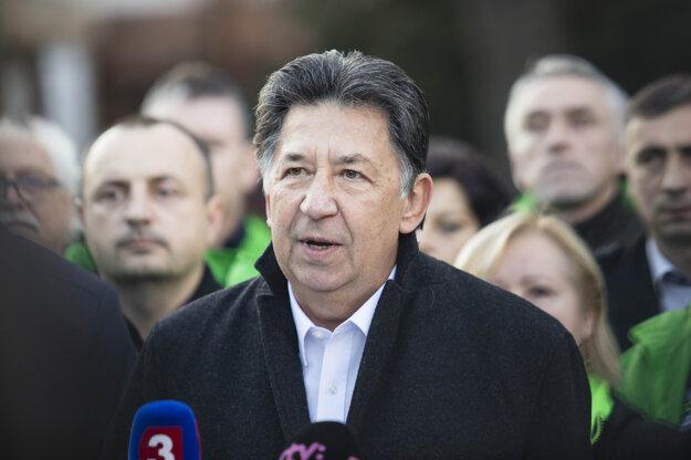Minister životného prostredia: Ján Budaj, OĽaNO