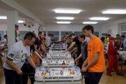 Štyridsaťdeväť pretekárov súťažilo prvú marcovú sobotu vNových Zámkoch na najväčšom turnaji na Slovensku.