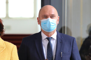 Predseda strany strany Sloboda a Solidarita (SaS) Richard Sulík.
