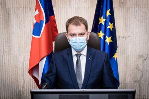Igor Matovič cez víkend zasadol do kresla premiéra.