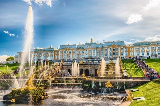 Palác Petergof