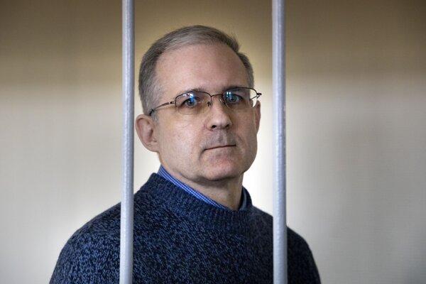 Paul Whelan v ruskom väzení.