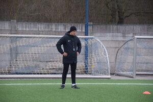 Tréner Krásna Róbert Kulla.