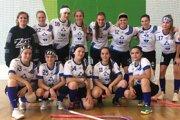 Družstvo žien FBC Slovan Rimavská Sobota.