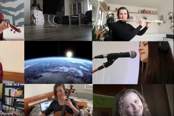 Challenge pre muzikantov - PESNIČKA NA DIAĽKU (VERZIA 7)