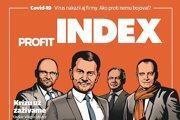 Aprílové číslo magazínu INDEX.