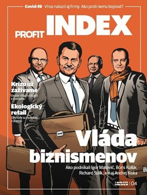 Článok vyšiel v aktuálnom čísle magazínu INDEX.