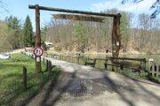 Areál na Brestovských rybníkoch je miestom ťahu ropúch.