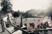 Návrh obnovy Záhrady umenia.