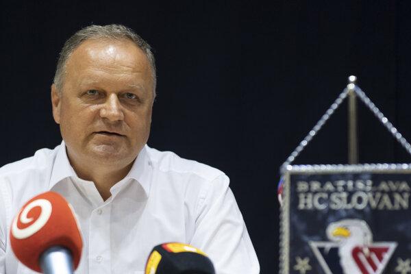 Juraj Bakoš skončil ako generálny manažér Slovana.