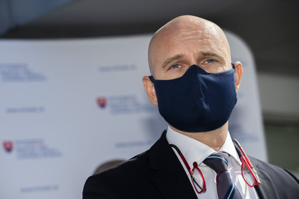 Na snímke minister školstva, vedy, výskumu a športu Branislav Gröhling.