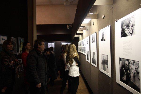 Výstava prác študentov SOŠ Hlohovec potrvá do 26. februára.