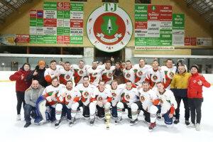 Hokejisti Oravskej Lesnej skončili v tabuľke najvyššie.