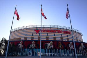 Canadian Tire Centre, štadión klubu NHL Ottawa Senators.