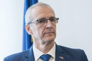 Ivan Štefanec, europoslanec za KDH.