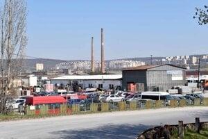 Investor chce nahradiť priemyselný areál obchodným centrom.
