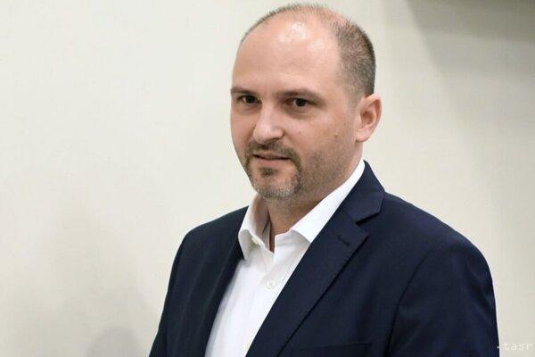 Primátor mesta Košice Jaroslav Polaček.