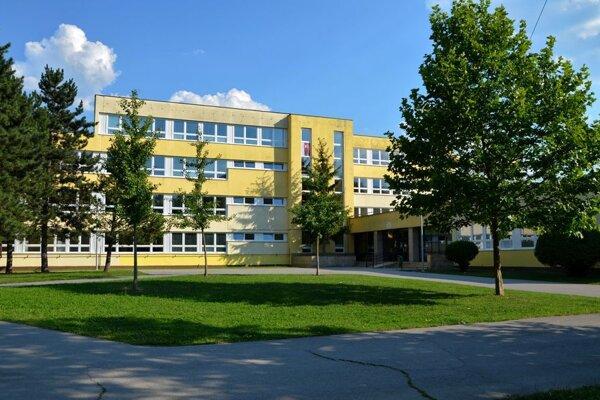 Základná škola Karpatská.