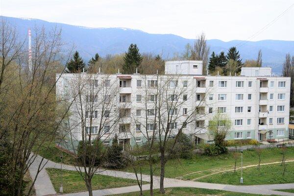 Centrum sociálnych služieb v Martine na Ľadovni.