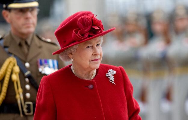 Návšteva kráľovnej Alžbety II. na Slovensku v roku 2008.