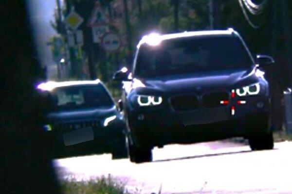 Vodičovi tohto auta policajti namerali rýchlosť 108 km/h.