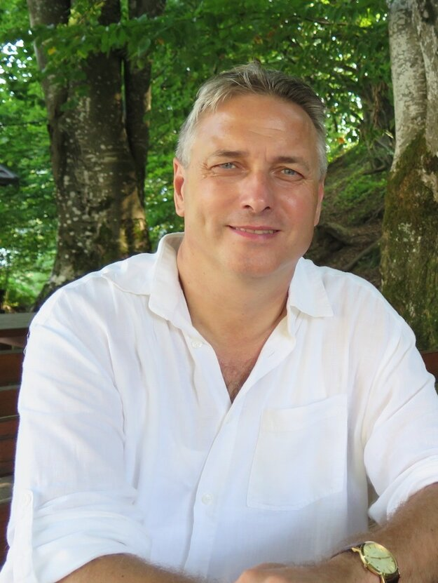 Riaditeľ CK FIFO Tibor Bajaník.