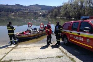 Na pátraní sa zúčastnili profesionálni námestovskí hasiči aj Oravský záchranný systém.