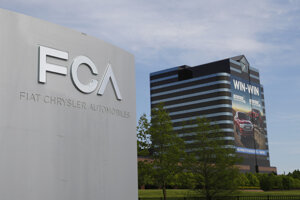 Svetové sídlo koncernu Fiat Chrysler v americkom Auburn Hillse.