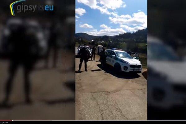 Video z Krompách zverejnil portál gipsytv.eu.
