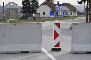 Priechod Hosťovce - Tornanádaska otvoria pre nákladnú dopravu.