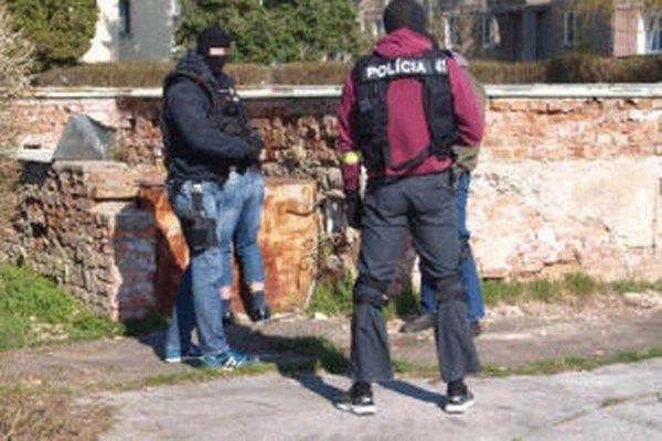 Zásah prebiehal na uliciach Dr. Janského a M.R. Štefánika.