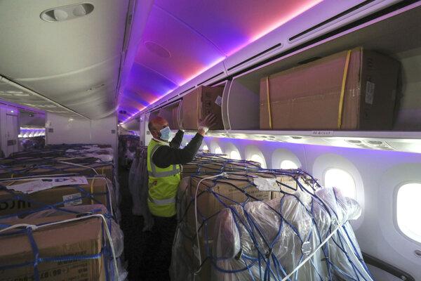 Spoločnosť Virgin Atlantic.