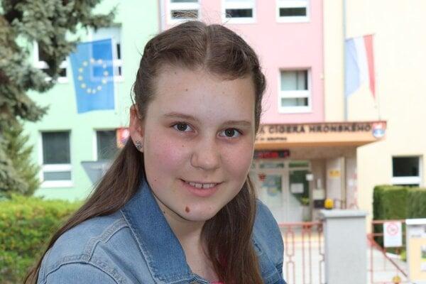 Barbora Melichová.