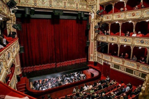Divadlá môžu od 20. mája otvoriť. Nie pre všetky je to však výhodné.