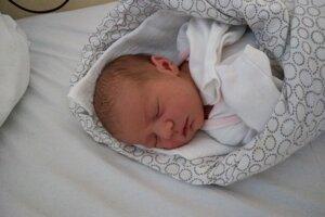 Zoja Baginová (3310 g, 49 cm) sa narodila 22. apríla Andrei a Jozefovi z Podlužian.