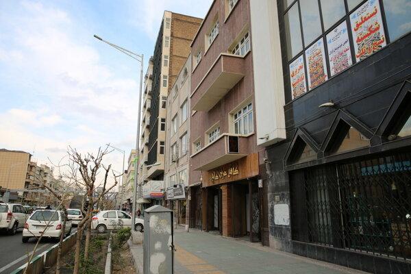 Pri Teheránskej univerzite je ulica Enghelab Street s množstvom kníhkupectiev.