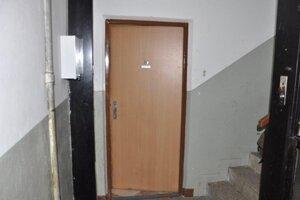 Jeden z bytov, do ktorého sa Martinčan vlámal.