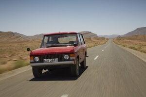 Prototyp prvého Range Roveru s označením Velar