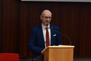 Novým riaditeľom Košickej záchranky sa stal Bytrík Mucha. Predtým bol riaditeľom Úradu PSK.