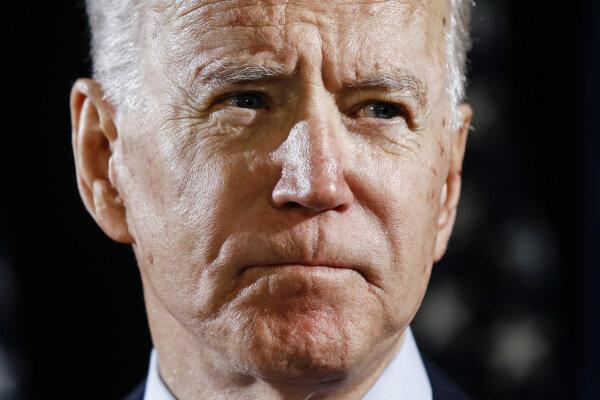 Bývalý viceprezident USA Joe Biden.