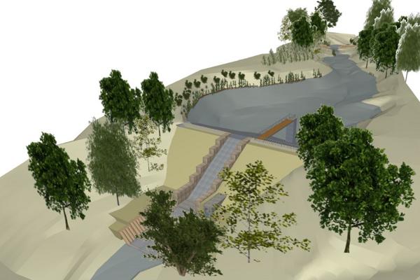 Nová vodná nádrž by mohla vzniknúť pri Zlatom. Situovaná by bola neďaleko Bardejovských kúpeľov, cez dedinku tiež prechádza cyklotrasa do Poľska.