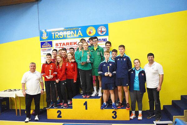 Dorastenci Trstenej budú môcť zabojovať ešte o slovenský titul.