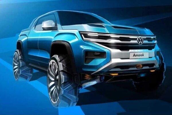 Druhá generácia Volkswagenu Amarok už bude v réžii Fordu.