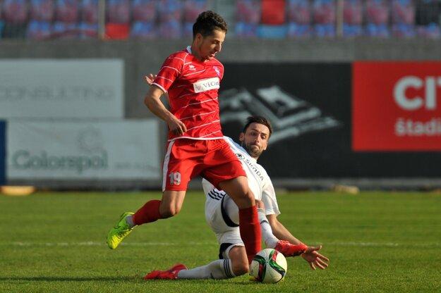 V Zlatých Moravciach mal veľkú dôveru trénera Totkoviča. V minulosti spolu spolupracovali v Košiciach.