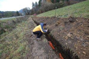Pri Lučatíne objavili doteraz neznáme sídlisko z mladšej doby bronzovej.