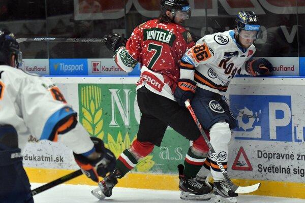 Produktívny Fín Ventelä predĺžil zmluvu s Michalovcami.