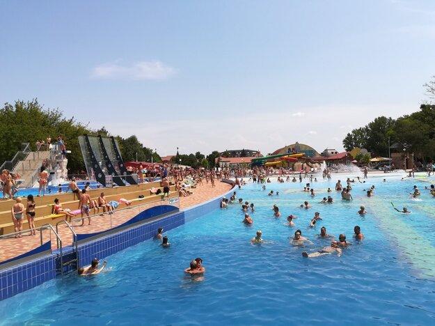 Vlnový bazén